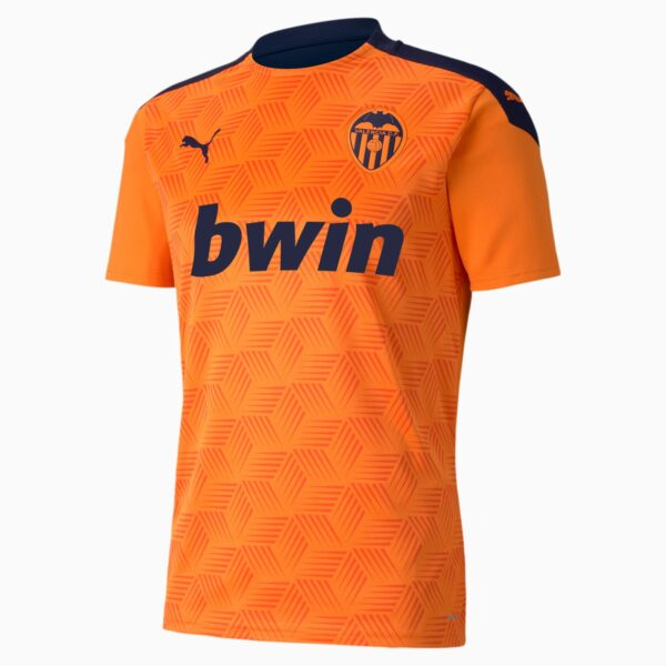 Maillot Exterieur Valence CF Replica homme