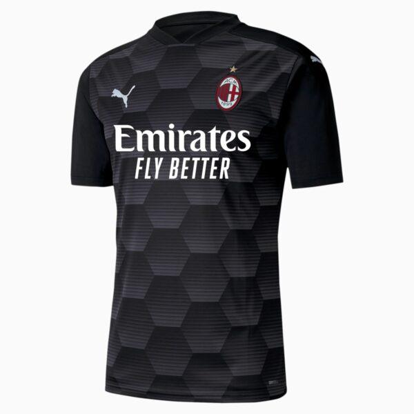 Maillot de goal Milan AC Replica homme