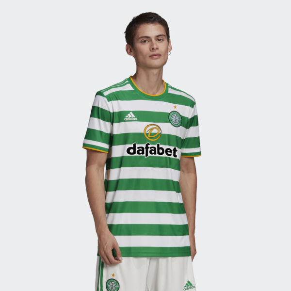 Maillot Domicile Celtic FC 20 21 Blanc GE5226 21 model