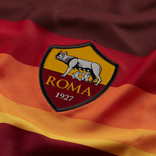 maillot as roma domicile 2020 21 2