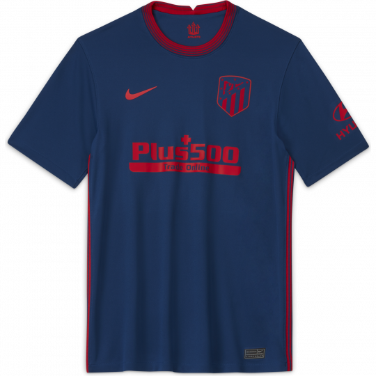 maillot atletico madrid exterieur 2020 21