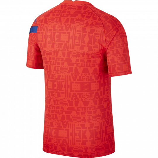 maillot avant match atletico madrid rouge 2020 21 1