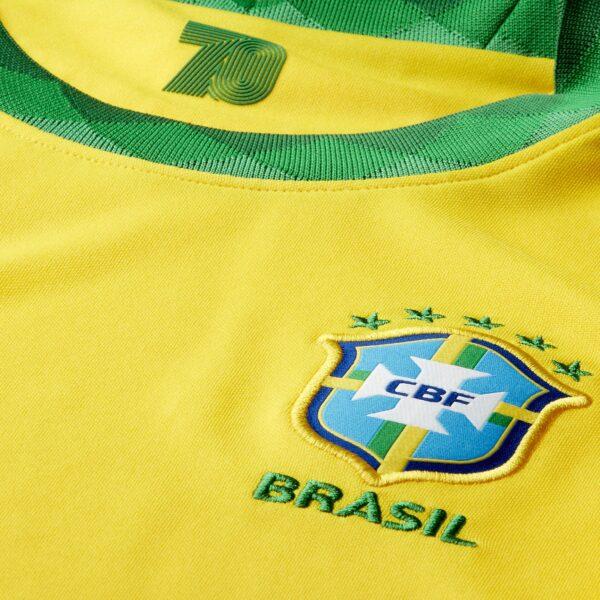 maillot de football bresil 2020 stadium domicile pour plus age jx675P 2