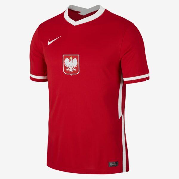 maillot de football pologne 2020 stadium exterieur pour