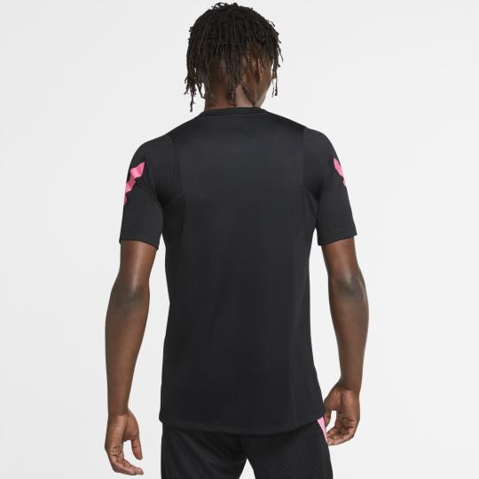 maillot entrainement fc barcelone noir rose 2020 21 1