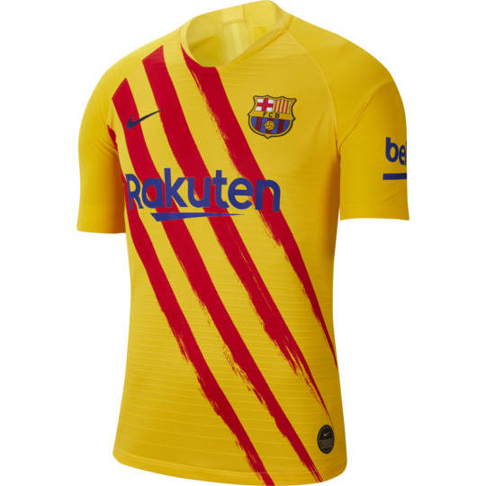 maillot fc barcelone collector 120 ans authentique 2019 20