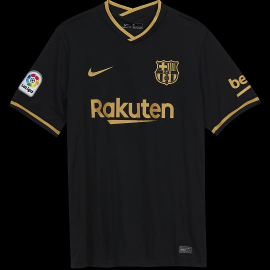 maillot fc barcelone exterieur 2020 21
