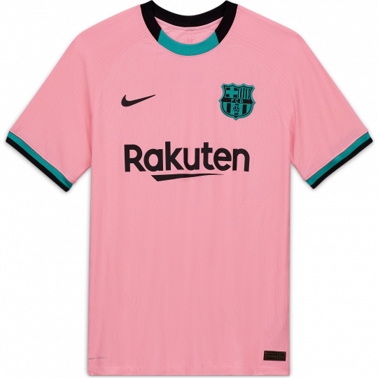 maillot fc barcelone third authentique 2020 21