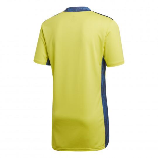 maillot gardien juventus jaune 2020 21 1