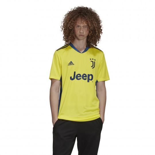 maillot gardien juventus jaune 2020 21 3