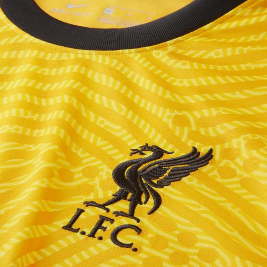 maillot gardien liverpool jaune 2020 21 2
