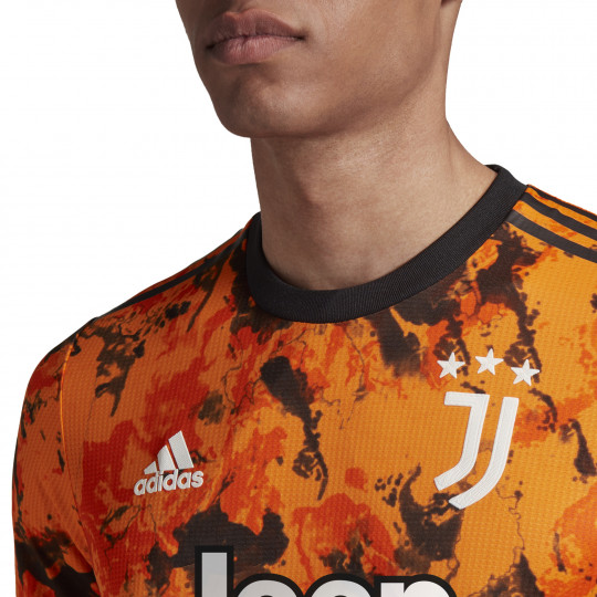 maillot juventus third authentique 2020 21 2
