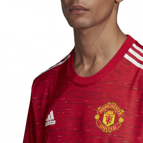 maillot manchester united domicile authentique 2020 21 2