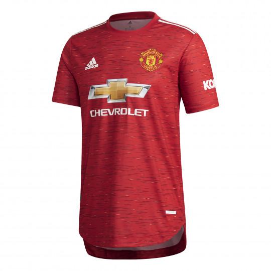 maillot manchester united domicile authentique 2020 21