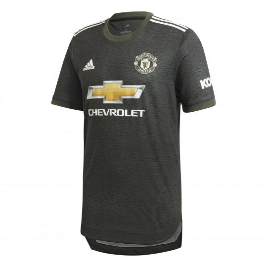 maillot manchester united exterieur authentique 2020 21