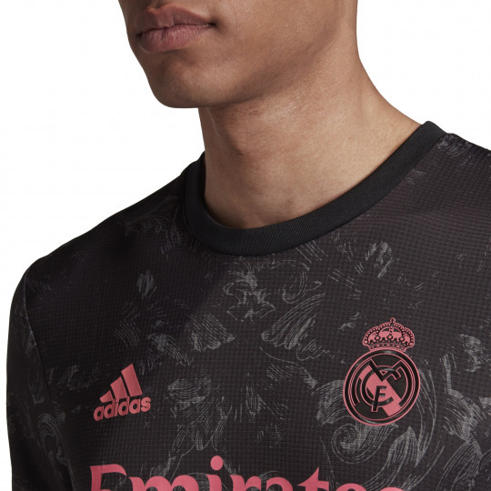 maillot real madrid authentique third 2020 21 3