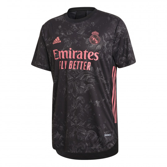 maillot real madrid authentique third 2020 21