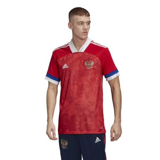 maillot russie domicile 2020 2