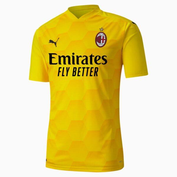 Maillot de goal Milan AC Replica homme 3